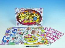 Manželství hrou + tchýně to zařídí 2 společenské hry v krabici 33x23x3cm