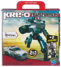 Hasbro KRE-O Trasformers Stavebnice Prowl