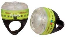 Hasbro HB Twister Rave taneční světelné a barevné obruče