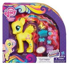 Hasbro My Little Pony Deluxe módní poník Fluttershy s doplňky