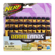 Nerf DOOMLANDS Náhradní šipky 30ks