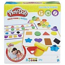 Hasbro Play Doh Barvy & tvary