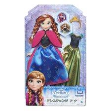 Hasbro Disney Frozen Ledové království panenka s náhradními šaty Anna