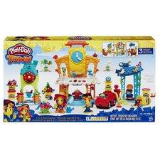 Hasbro Play-Doh Town 3v1 Town center