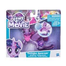 Hasbro My Little Pony Mořský poník 7,5cm s doplňkem a pohybnlivým ocáskem