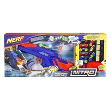Hasbro Nerf Nitro Motofury Rapid Rally