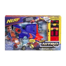 Hasbro Nerf Nitro Flashfury Chaos