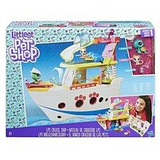 Hasbro LPS Hrací set - výletní loď se 3 zvířátky