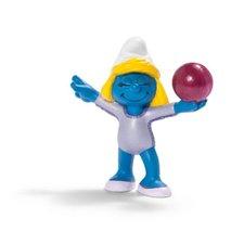 Schleich - Šmoulinka gymnastka s míčem