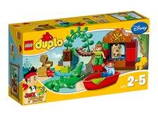 LEGO DUPLO 10526 Pirát Jake - Peter Pan přichází