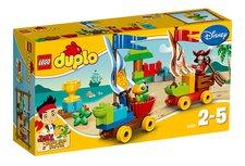 LEGO DUPLO 40539 Pirát Jake - Závody na pláži