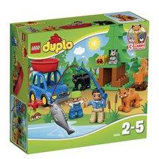 LEGO DUPLO 10583 Ville - Výprava na ryby