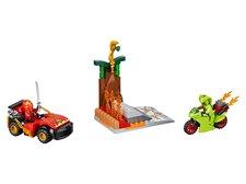 LEGO Juniors 10722 Finální hadí souboj