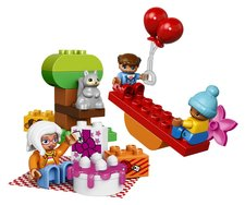 LEGO DUPLO 10832 Město Narozeninový piknik