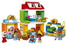 LEGO DUPLO 10836 Město Náměstí