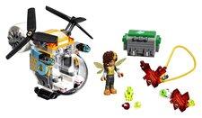 LEGO Super Hero Girls 41234 DC Bumblebee™ a helikoptéra