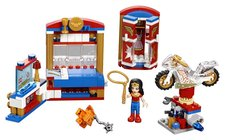 LEGO Super Hero Girls 41235 DC Wonder Woman™ a její pokoj