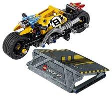 LEGO 42058 Technic Motorka pro kaskadéry