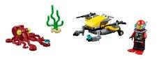LEGO City 60090 `Potápěčský hlubinný skútr