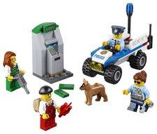 LEGO City 60136 Police Policie – startovací sada