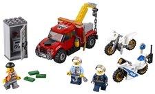 LEGO City 60137 Police Trable odtahového vozu