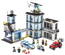 LEGO City 60141 Police Policejní stanice