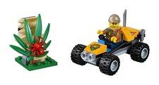 LEGO City Jungle Explorers 60156 Bugina do džungle