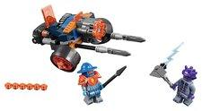 LEGO 70347 Nexo Knights Dělostřelectvo královy stráže