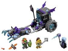 LEGO 70349 Nexo Knights Ruina a mobilní vězení