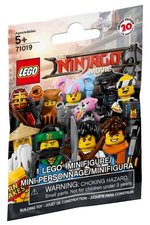 LEGO Creator 71019  Minifigurky NINJAGO MOVIE