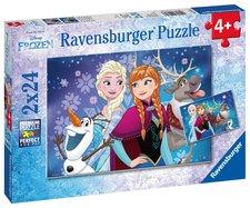 Ravensburger Disney Ledové království 2x24 dílků