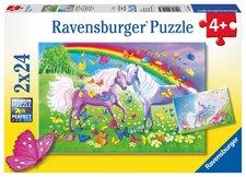 Ravensburger Duhoví koníčci 2x24 dílků