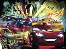 Puzzle Cars Neon 100 dílků