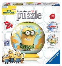 Minions - Mimoň puzzleball 72d