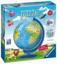 Ravensburger 3D Puzzleball globus se zvířátky 180 dílků