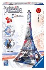 Ravensburger 3D puzzle Eiffelova věž 3D vlajková edice 216 dílků
