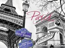 Puzzle Paříž 1500 dílků