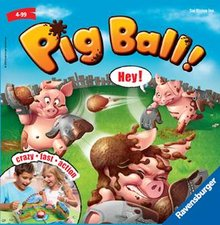 Ravensburger Pig Ball!