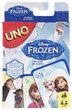 Mattel Uno: Ledové království