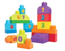 Mega Bloks 123 KOSTKY