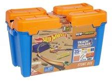 Hot Wheels track builder v kufříku dva druhy