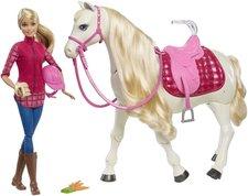 Mattel Barbie Kůň snů s panenkou