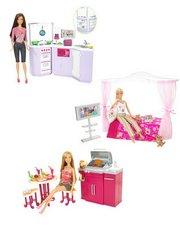 Mattel Panenka Barbie s příslušenstvím