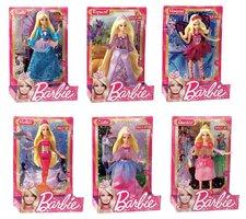 Barbie Mini Princezna  (různé druhy)