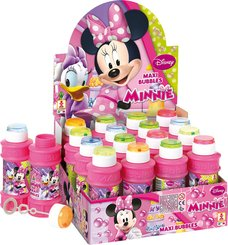Bublifuk Minnie 175 ml (dis. 12 ks)