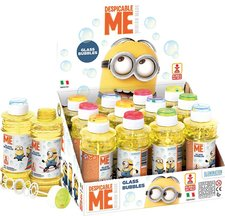 Minions - Bublifuk Mimoňové 300 ml (display 12 ks)
