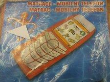 Nafukovací matrace Mobilní telefon