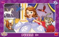 Puzzle Walt Disney Sofia první 15 dílků