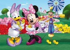 Puzzle Walt Disney Minnie 24 dílků flor puzzle