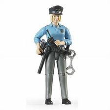 BRUDER Figurka - Policistka + příslušenství 60430